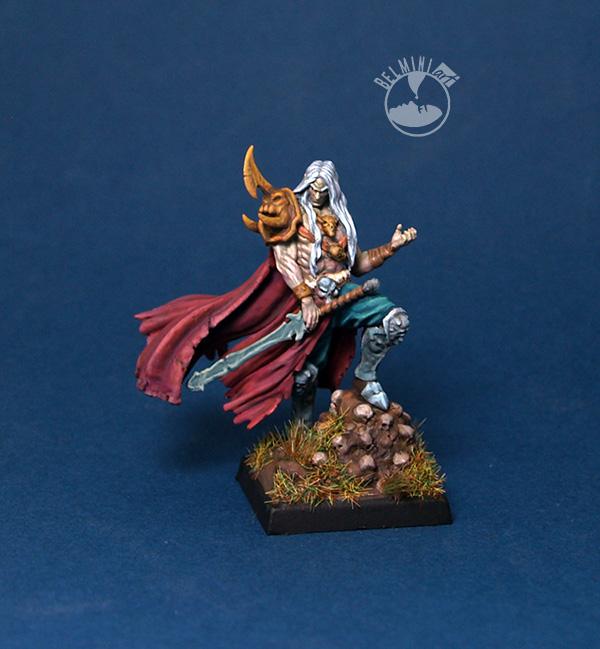 Dark Elf Warrior : SETH