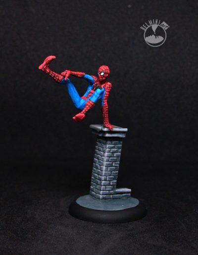 Spiderman (Knight models)