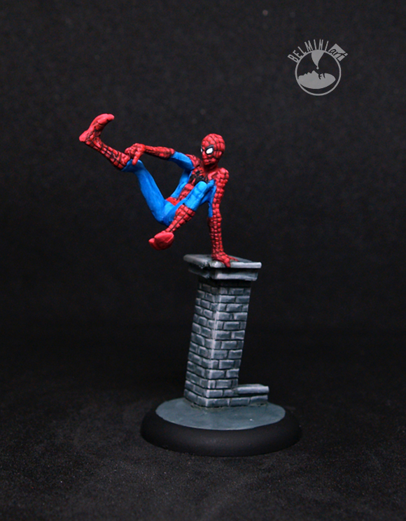 Spiderman (Knight models)