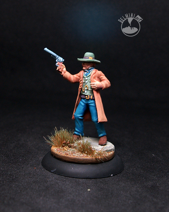 Knuclkeduste miniatures- Wyatt