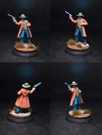 Knuclkeduste miniatures- Wyatt