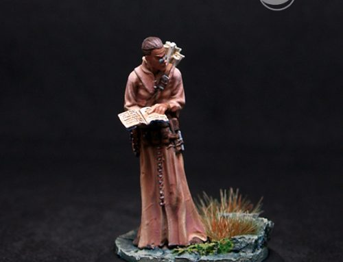 Zhym, Recorder of Truths House Acedia