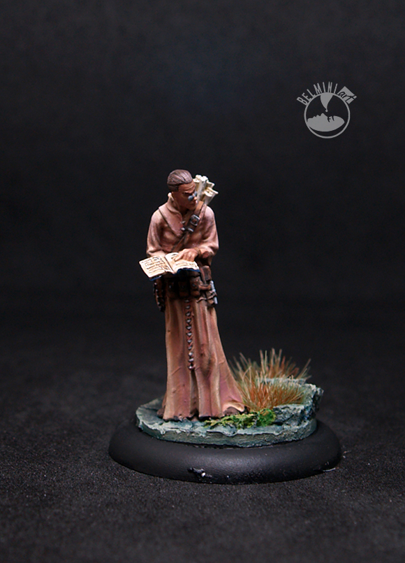 Zhym, Recorder of Truths House Acedia- Roots of Magic