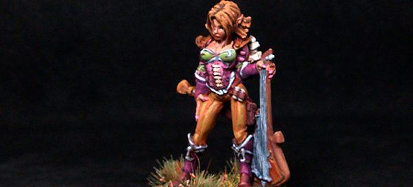 Astrid, Female Chronicler