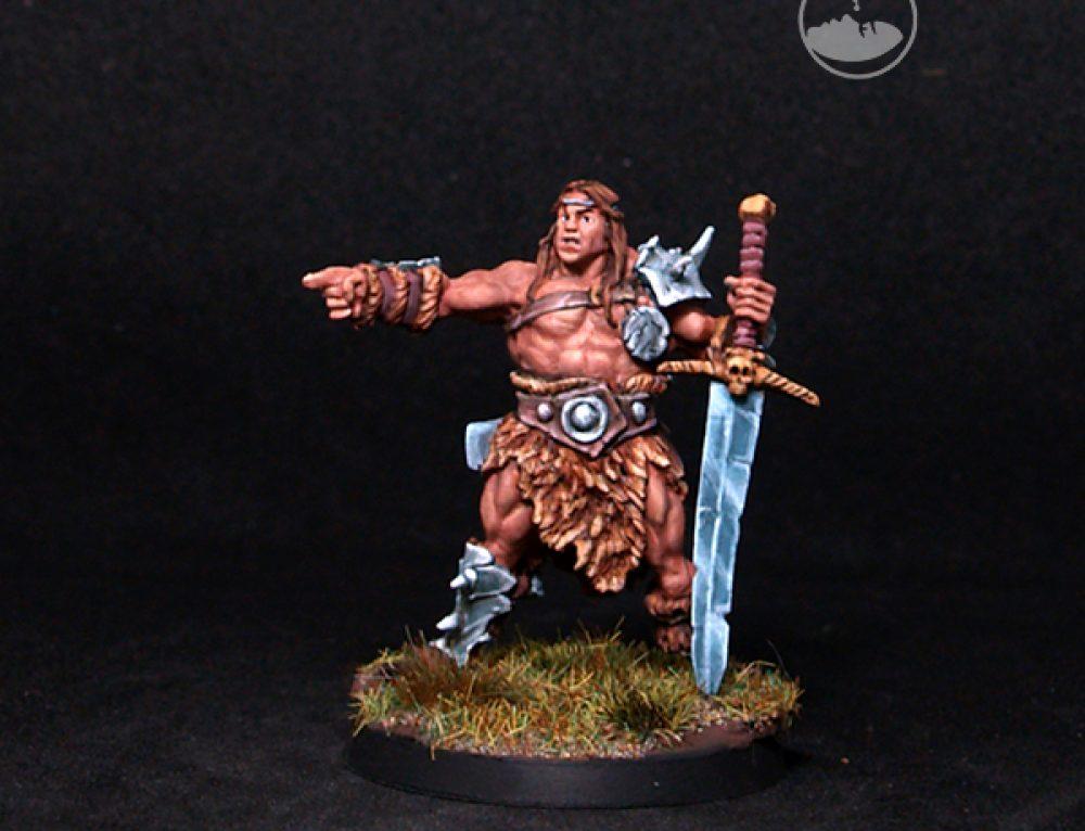 Cal Arath Barbarian Prince