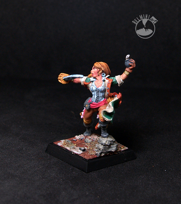 Freebooter Crazy Perez