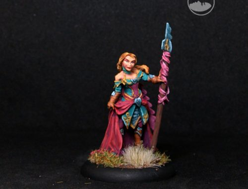 Devona Female Mage