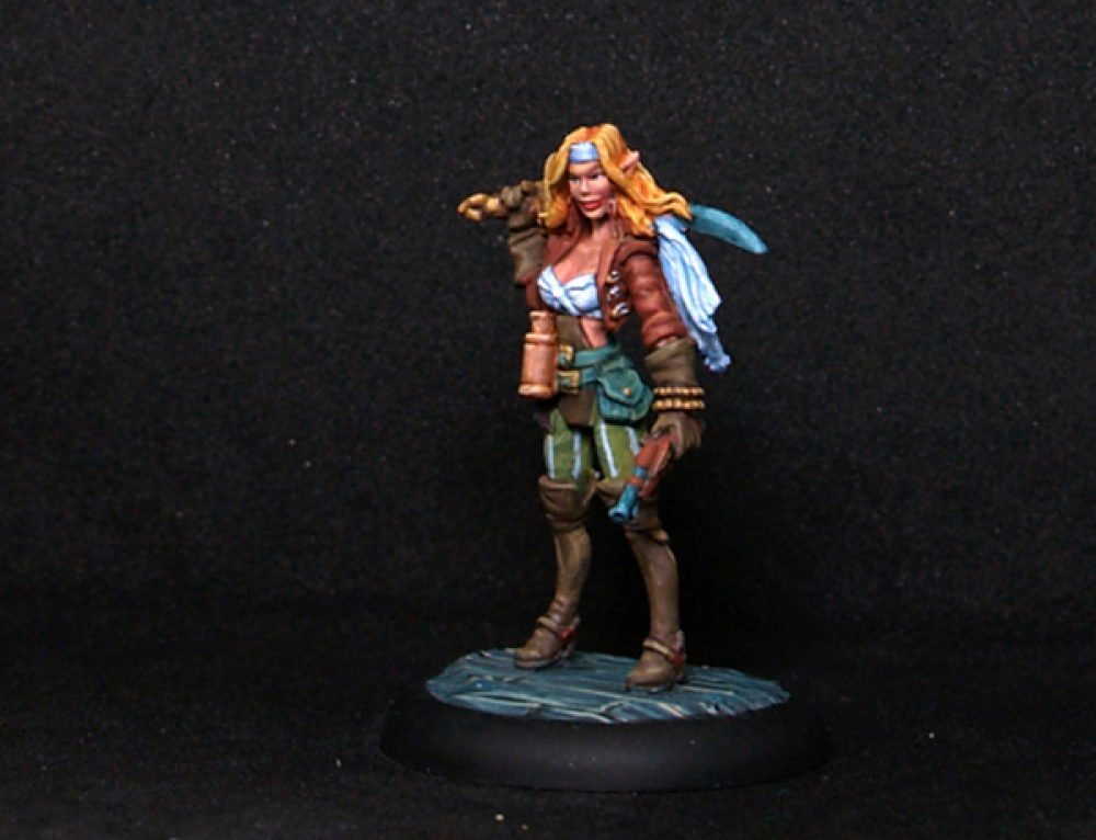 Finaela Female Pirate