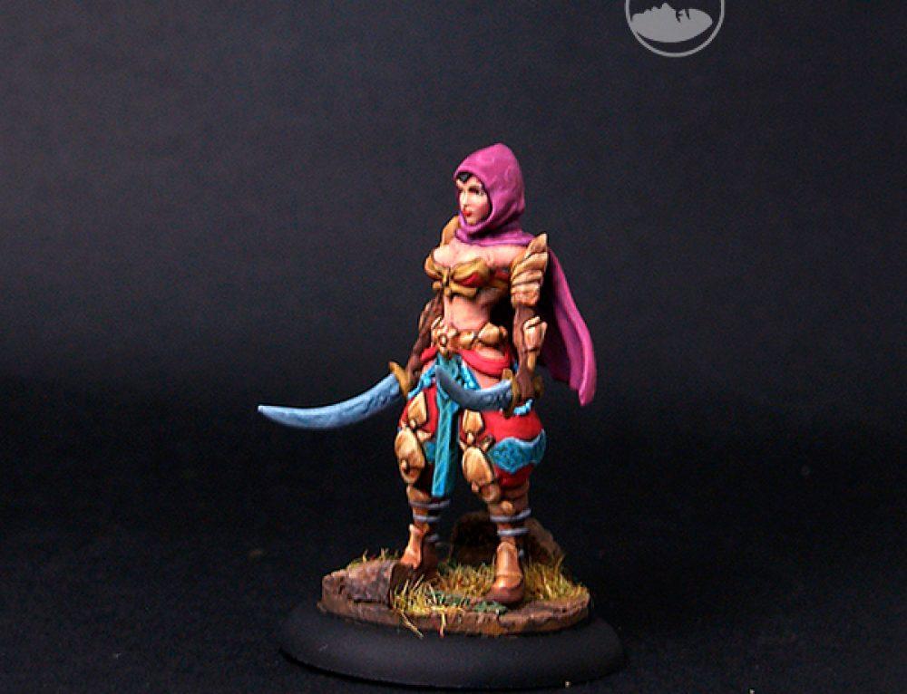 Jasmin -Female Rogue-Ranger