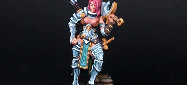 Rose- Female Fighter