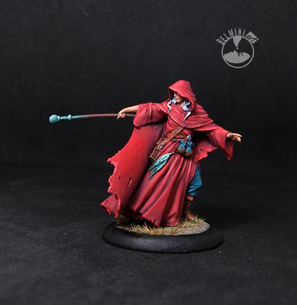 The Sorcerer- Nocturna Models