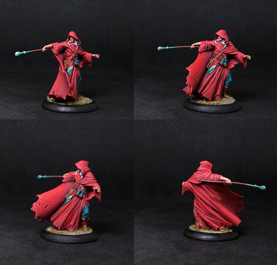 The Sorcerer- Nocturna Models