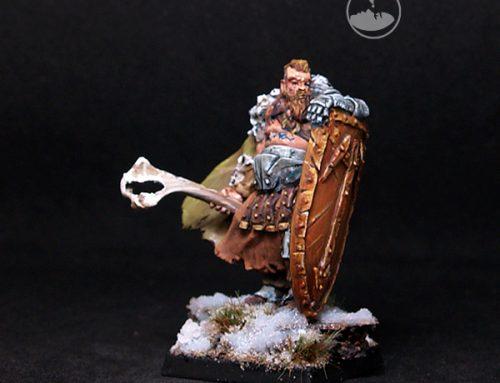 Barbarian Leader