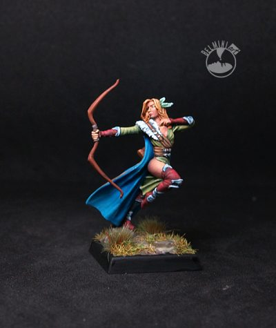 Female Ranger with Bow