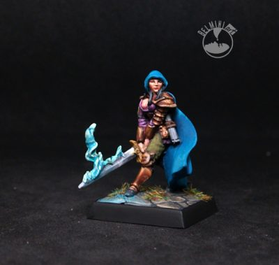 Justine Winterhart, Undead Hunter