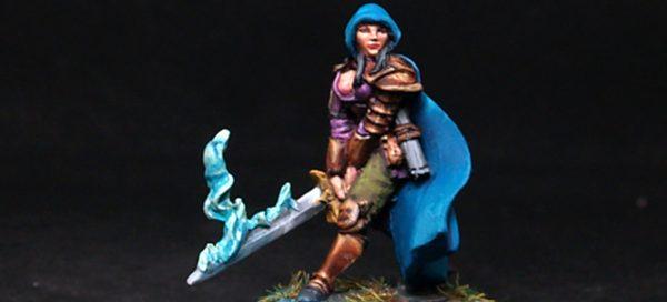 Justine Winterhart, Undead Hunter