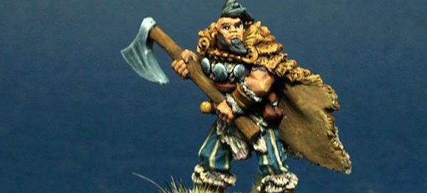 Male Barbarian