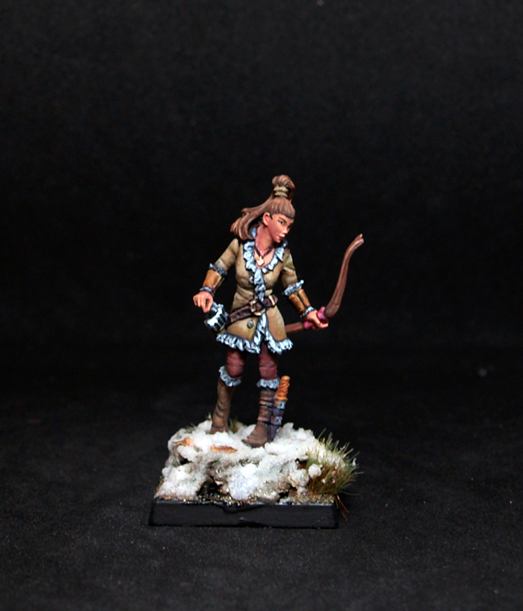 Winter Niska, Female Archer