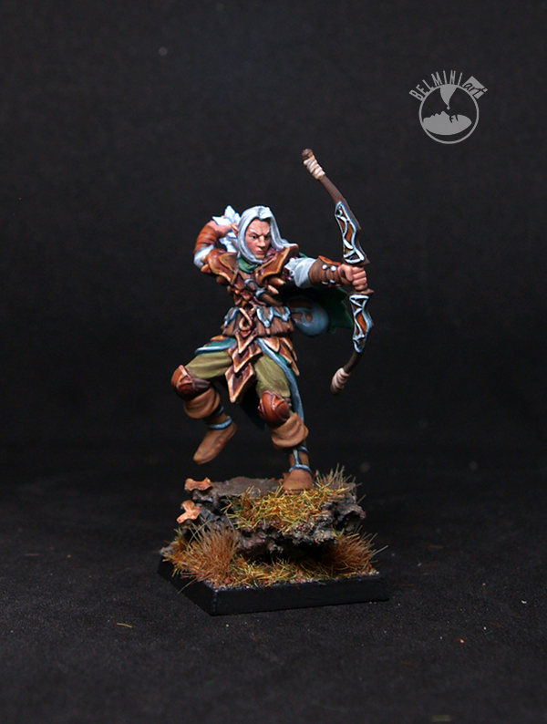 Male Elf Archer- Turandur