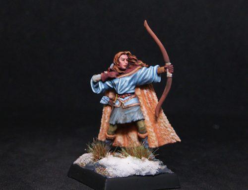 Wilding Spearwife with bow DSM5020