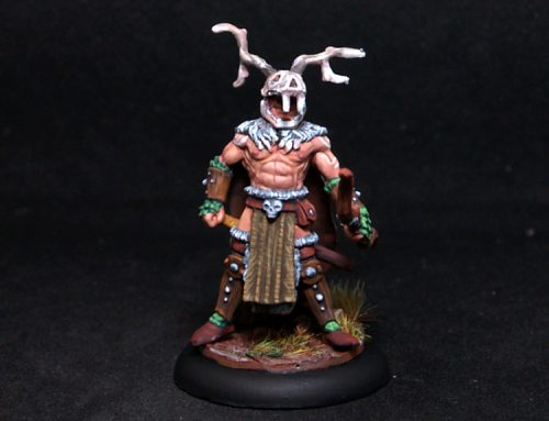 The Stag Lord Pathfinder