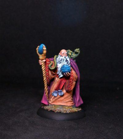 Toxanimer, Wizard