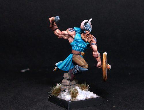 Amon Frostspear, Viking Hero