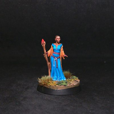Argia Tholos Female Sorceress