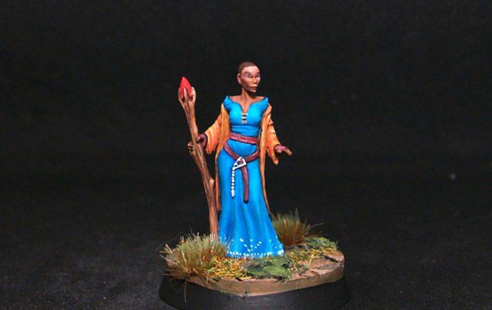 Argia Tholos Female Sorceress
