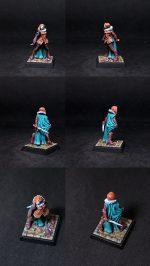 Freebooter Bonaccia- Female Assasin