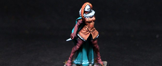 Freebooter Bonaccia- Female Assasin
