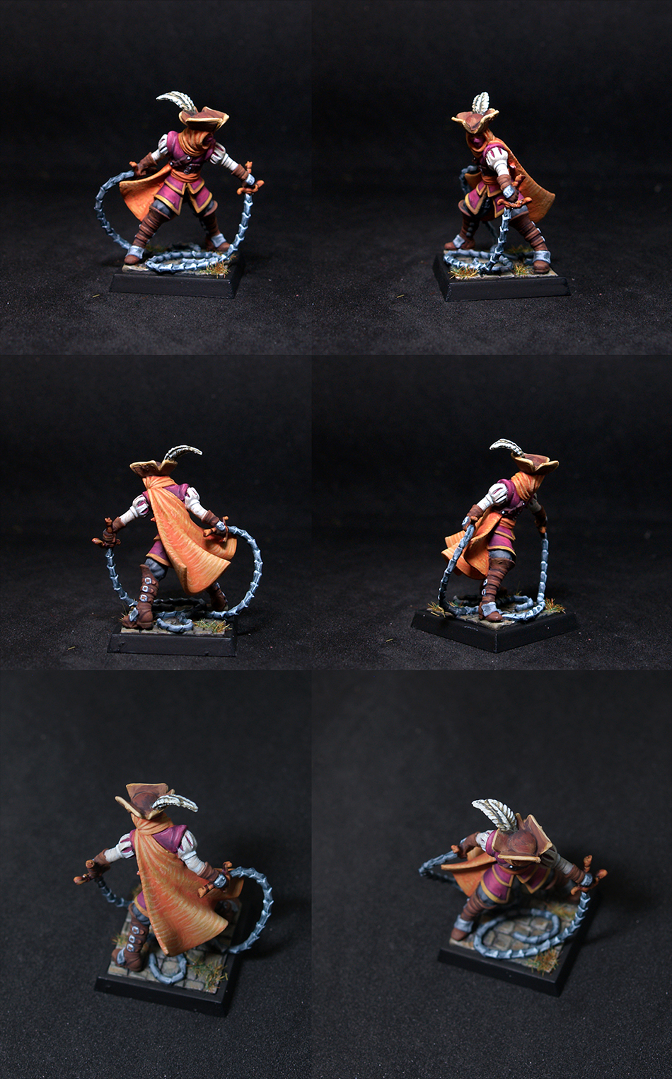 Freebooter Cadena- Male Assasin