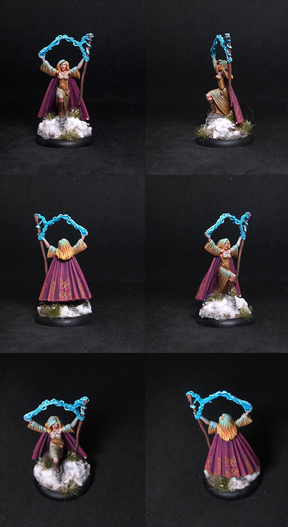 Darksword female mage