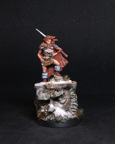 Ronja the Barbarian