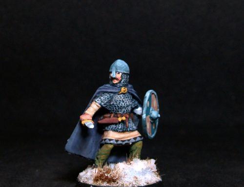 Saxon King Athelstan