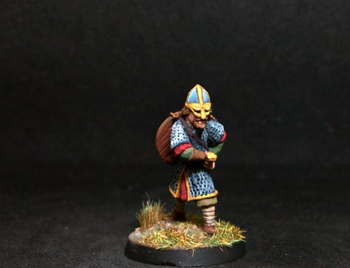 Viking Warlord Harald Fairhair