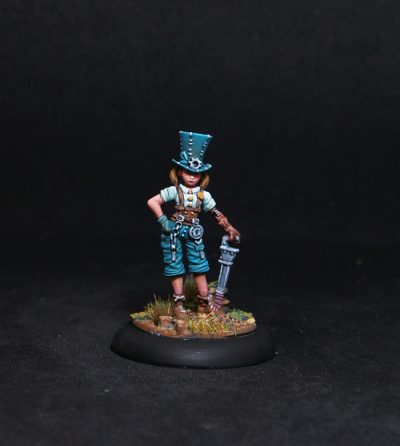 "Harriet ""The Hat"" Female Fighter"