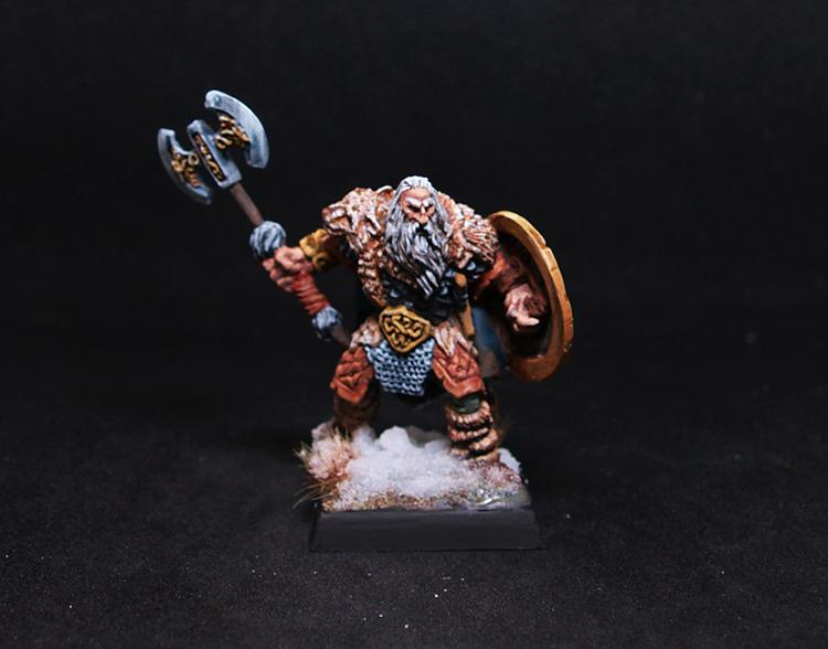 Olaf- Viking Chieftain