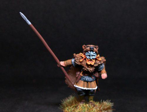 Viking Warlord- Thorfin Einarson