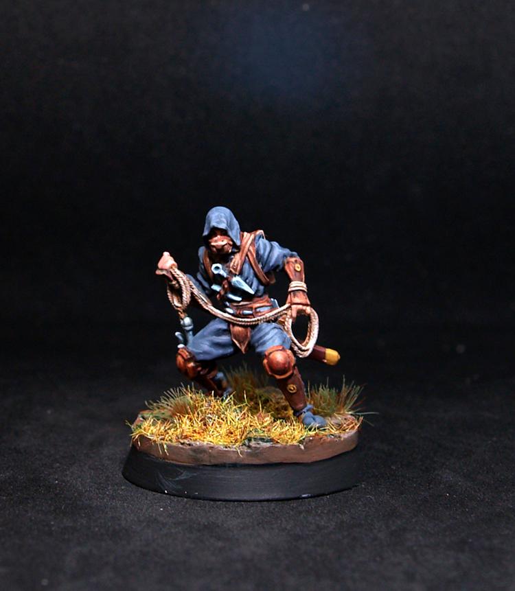 Yuto Male Thief,Assasin