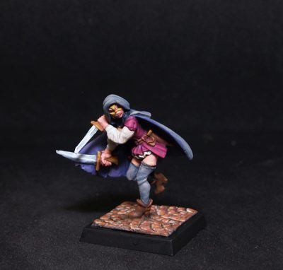 Freebooter Female Assasin
