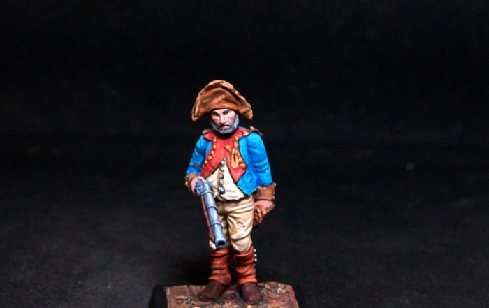 Freebooter Male Fusilier