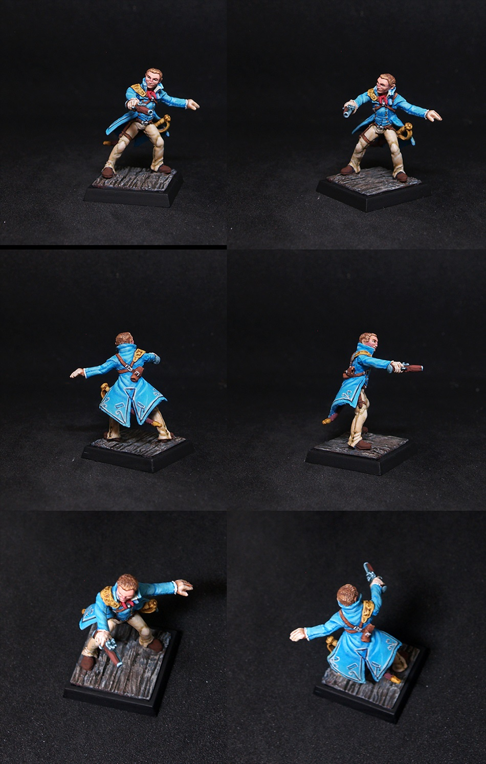 Freebooter Jamon Borondino Imperial Male Fighter