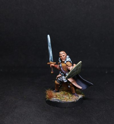 Frostgrave Male Knight