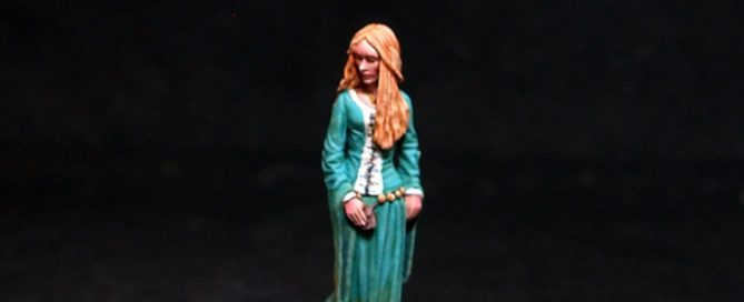 Darksword Game of Thrones Myrcella Baratheon