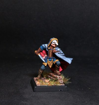 Freebooter Male Assasin