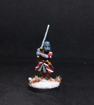 Frostgrave Male Templar