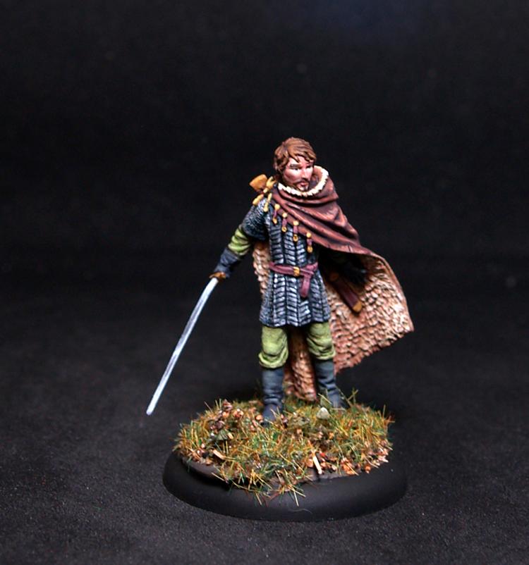 Darksword Jon Male Fighter-Adventurer