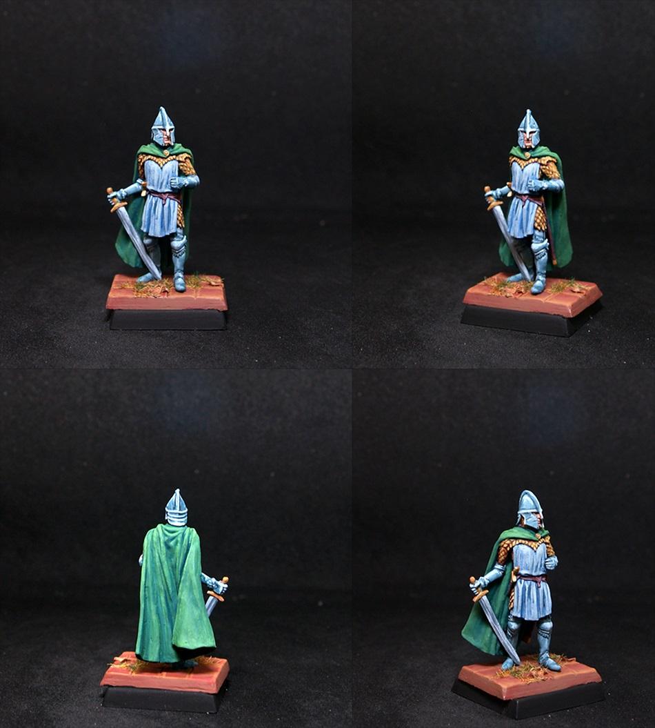 Darksword Ser Manden Moore - Kingsguard