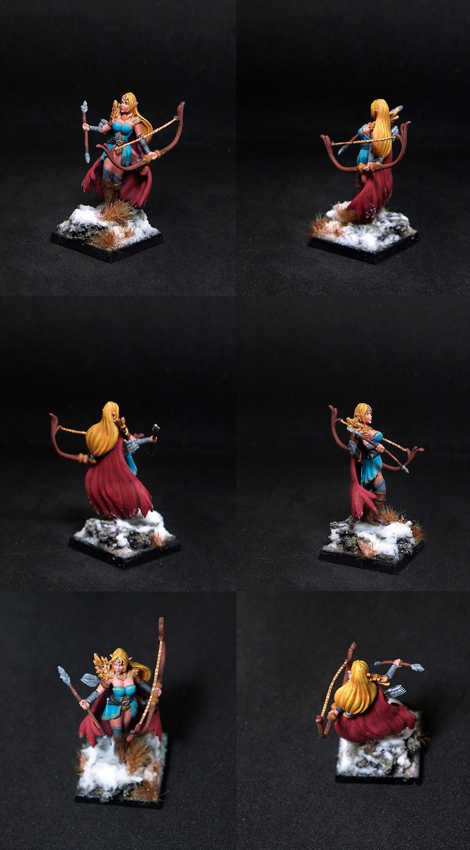 Rn Studio-Female elf Archer